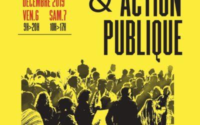 Les Roumics 2019 : Communs et action publique